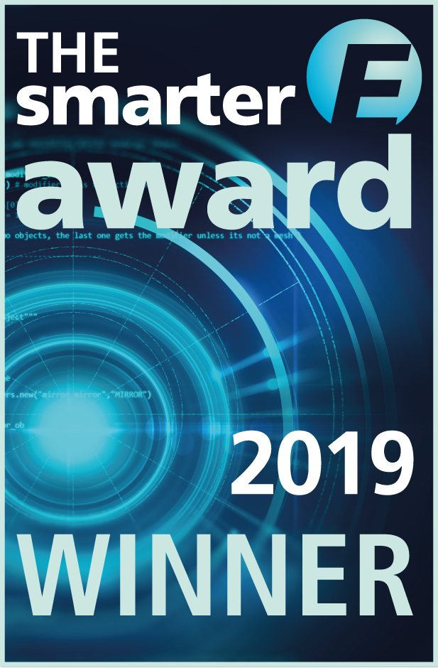 The smarter E award - Winner 2019